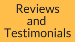 Review and testimonial page